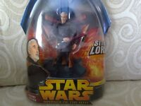Star Wars Revenge of the Sith COUNT DOOKU Sith Lord #13 MOSC