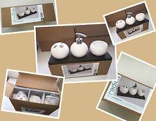 Nuevo 3 piezas de accesorios de baño soporte para pinceles Caddy Baño Accesorios Radio