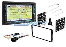 "NEW SOUNDSTREAM 6.2"" BLUETOOTH CAR STEREO RADIO & NAVIGATION WITH DASH KIT"