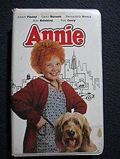 Annie [VHS] [VHS Tape] [2000]