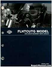 2009 Harley Davidson FLHTCUTG Tri Glide Parts Manual : 99602-09A
