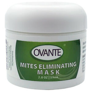 Demodex Mite Eliminating Mask Treatment Face Demodicosis, Itching Skin Relief