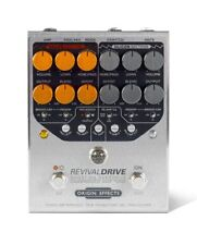 Origin Effects RevivalDrive Revival Drive Overdrive Guitar Effect Pedal New