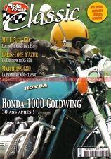MOTO REVUE CLASSIC 24 HONDA GL 1000 Gold Wing MZ LINTON AERMACCHI YAMAHA 250 A1