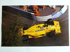 1988 Ayrton Senna's Lotus Formula 1 Race Car Picture / Print / Poster RARE! L@@K