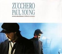 Zucchero Featuring Paul Young Maxi CD Senza Una Donna (Without A Woman) - Eur