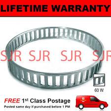 FOR LAND ROVER FREELANDER MK1 2 60 WINDOW ABS RELUCTOR RING DRIVESHAFT CV JOINT