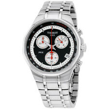 Tissot T-Classic PRX Chronograph Stainless Steel Mens Watch T0774171105101