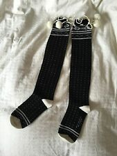 Juicy Couture Wool Socks UK 3 - 5