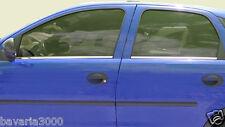 Fensterleisten Edelstahl Opel Corsa C , 5Türer, 2006-2012 von OMAC
