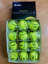 00004000 (3) Dozen: New Baden Fire Classic W Usssa 11� Softballs