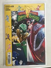 Power Rangers Shattered Grid #25 1st Print Subscription Variant 2018 MMPR BOOM!!