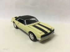 1967 67 Chevy Camaro Collectible 1/64 Scale Diecast Diorama Model