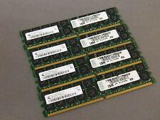 IBM Speicher RAM 4x 4GB (16GB) FRU 43X5028 PC2 5300P 555 ECC DDR2 X3455 X3655
