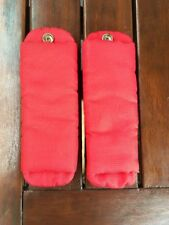 Genuine Quinny Buzz Shoulder Chest Pads Red