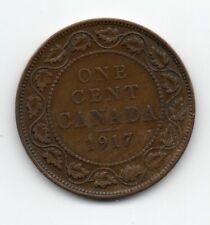 Canada - 1 Cent 1917