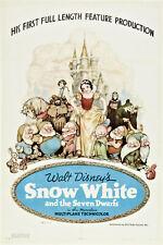 DISNEY SNOW WHITE SUPER 8 COLOUR SOUND 400FT CINE FILM 8MM 2 X DIGESTS