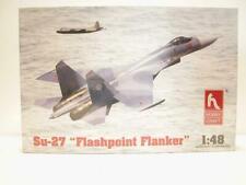 1/48 Hobbycraft S-27 Flashpoint Flanker Russian Plastic Scale Model Kit Sealed