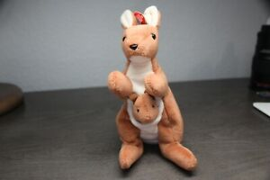Pouch the Kangaroo Beany Baby