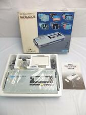 "SEGA""SG-1000 II CONSOLE SYSTEM"" BOXED NEW JAPAN JAPANESE GAME"