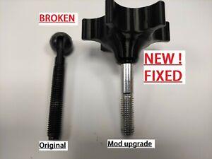 Thrustmaster T80 / T100 / T150 / TMX / TMX Pro Steering Wheel Clamp Screw Bolt