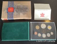 2002 Canada 8 Coin Silver PROOF Set w/ Special Ed. Golden Jubilee #coinsofcanada