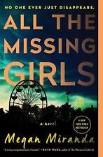 All the Missing Girls by Megan Miranda (2017, Paperback)