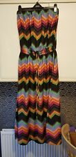 Size 18 Bandeau Maxi Dress By Atmosphere