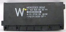 94-98 Mercedes W140 S320 S420 HVAC CLIMATE CONROL UNIT PN# 1408200026