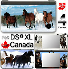 Horses Arts SKIN STICKER STICKER for NINTENDO DSi XL LL
