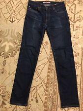 Tommy Hilfiger men boy jeans size 30/32  Authentic Slim Fit