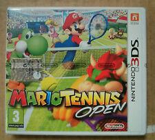 NINTENDO 3DS: MARIO OPEN TENNIS - NUOVO!!!