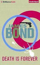 James Bond: Death Is Forever 12 by John E. Gardner (2015, CD, Unabridged)