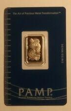 5 gram Pamp Suisse Platinum Bar (in Assay)