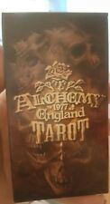 Alchemy Gothic England Tarot Card Deck - Goth,Occult,Punk,Metal,Pewter,Jewellery