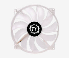 ThermalTake 20cm 200mm Pure Blue LED Case Fan - 129.639 CFM - CL-F016-PL20BU-A