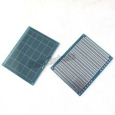 2x Single Side Prototype PCB Universal Board 7x9 cm PCB Universal Experiment Mat