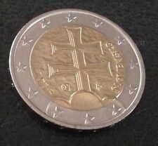 Slovensko 2009 2 Euro Münze In Münzen Ebay
