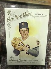 2014 Topps Allen and Ginter Glossy Box Topper 1/1 Tom Seaver