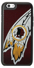 NFL Washington Redskins Hard Case for iPhone 6 iPhone 6s Red/Yellow