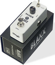 Stagg Blaxx Phaser Guitar Pedal compacto
