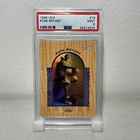 1996-97 UD3 Kobe Bryant Rookie #19 PSA 9 Mint Los Angeles Lakers HOF RC Rookie