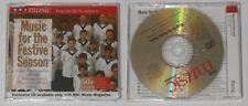 Vienna Boys Choir - Music For the Festive Season - sealed U.K. cd BBC Magazine