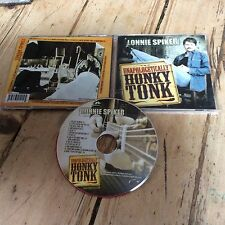 Lonnie Spiker - Unapologetically Honky Tonk   (CD  2005)