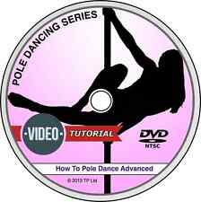 How To Pole Dance For Advanced Video DVD Quick Easy Lessons Pole Dancing Success