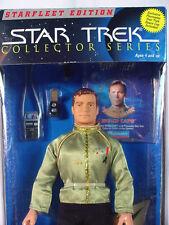 """JAMES T KIRK~DRESS UNIFORM~10"""" Doll~Star Trek The ORIGINAL SERIES~MISB~Playmates"""
