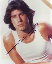 John Travolta AUTHENTIC Autographed Photo COA SHA #10964