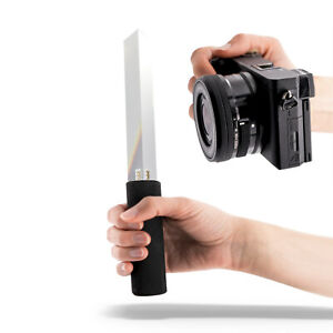 """Triangle Prism with1/4"""" screw (In-camera prism lens fx)"""