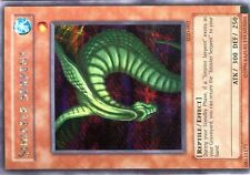 Ω YUGIOH CARTE NEUVE Ω SECRET ULTRA RARE SDD-002 SINISTER SERPENT