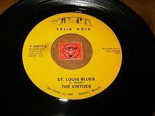 THE VIRTUES - ST.LOUIS BLUES - GUITAR BOOGIE SHUFFLE   / LISTEN - ROCK  POPCORN
